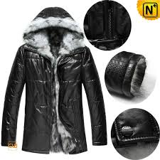shearling leather coat cw848366 cwmalls com
