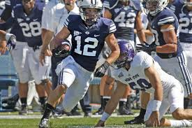Byu Football Notebook Team Names Captains Releases 2 Deep