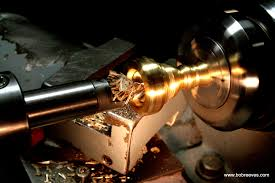 Making Trumpet Mouthpieces At Bob Reeves Brass Trumpet
