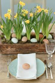 Decorating With Green 45 Amazing Easter Table Decoration Ideas Easter Colored Eggs