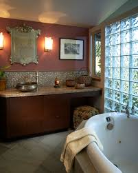 greyred bathroom color with small dresser faucet shower and asian style asian bathroom lighting
