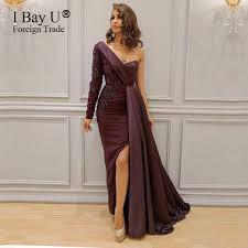 Wine <b>Red</b> Evening Prom Dresses 2017 New Arrival <b>Luxury Lace</b> ...