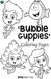 coloring pages10 bubble guppies coloring pages 25 free printable sheets on all time low coloring pages