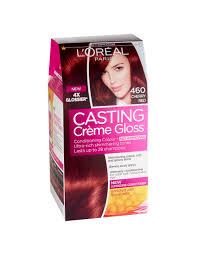Casting Cr Me Gloss Cherry Red 460 Hair Dye L Or Al Paris