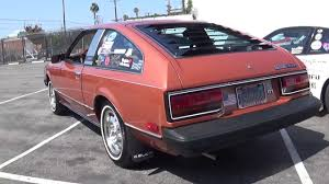 1981 Toyota Celica GT Start Up and Takeoff - YouTube