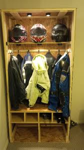 Motorcycle Coat Rack Motorcycle Gear Rack moto Gear clothing Pinterest Girlfriends 37