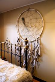 Huge Dream Catchers How to Make a Dreamcatcher Tutorial Inspiration 20
