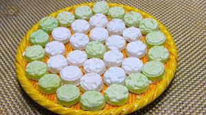 6 cách làm bánh kẹo tết để mâm thiết đãi khách đa dạng màu sắc - MarryBaby