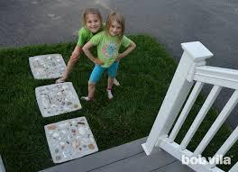 diy stepping stones diy kids bob vila