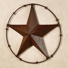 metal star wall decor: rustic metal star wall decor makipera