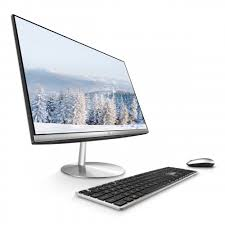 ASUS All-in-One Desktop PC ZN242GD-DS751T 23.8 FHD Touchscreen Intel
