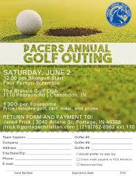 Pcs Golf Outing Portage Christian School