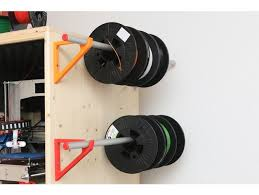 wall spool holder by d23elt05a