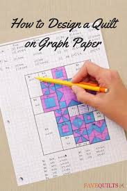 How to Design a Quilt on Graph Paper | Paper video, Graph paper ... & How to Design a Quilt on Graph Paper | Paper video, Graph paper and  Patchwork Adamdwight.com