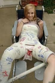 Women in wheelchair getting fucked