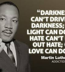 The Famous Martin L King Quote Being Shared On Social Media Enchanting Famous Martin Luther King Quotes