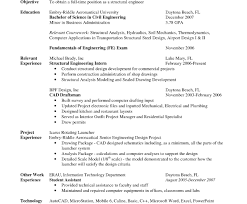 Awesome Fe Exam Resume Ideas Simple Resume Office Templates