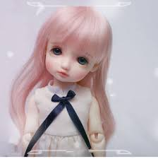 1 6 bjd doll cute baby eyes face make up resin figure toys ebay