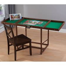 Table Design : Foldable Puzzle Table Puzzle Table Games Puzzle ...