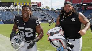 Donald Penn passes Titans test: 'I was worried going into that game'   RSN