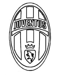 Small Picture Juventus Logo Soccer Coloring Pages sport Pinterest Juventus