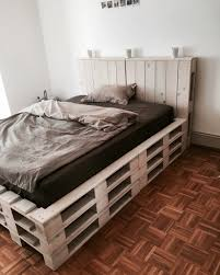 Pallet Bedroom Cheap Home Furnishing With Wooden Pallets Cases My Family And