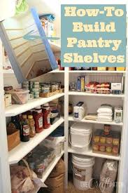 pantry makeover shelf liners for wire shelves how to make solid the worlds catalog of ideas