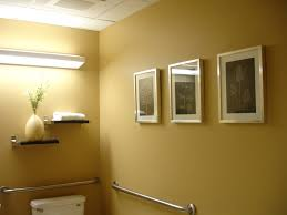 image of modern bathroom wall decor ideas