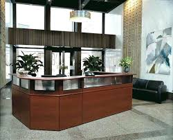 office furniture reception desk counter. Corner Office Furniture Reception Desk Counter Waiting Room Product . Small  Receptionist For Two Office Furniture Reception Desk Counter C