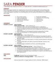 Resume Five Star Cv Anglais Francais