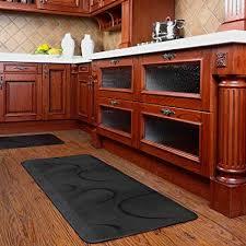 kitchen floor mats. Perfect Mats Chastep Premium Long Kitchen Floor Mats Non Slip Anti Fatigue Mat  24u0026quotx60u0026quot No For A