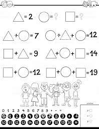Berekening Onderwijsspel Voor Kinderen Kleurplaat Boek