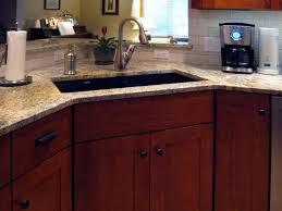 Corner Kitchen Designs Chic And Trendy Corner Kitchen Sink Designs Corner Kitchen Sink