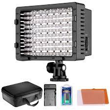 Cn 160 Led Video Light Battery