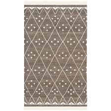 safavieh natural kilim brown area rug 3 x 5 only