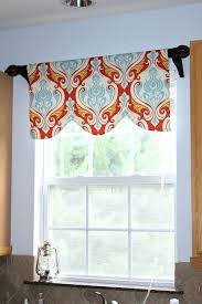 vibrant design kitchen curtain valance ideas ideas curtains