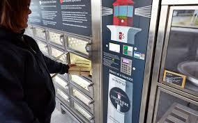 Oyster Card Vending Machine Adorable Oyster Vending Machine InsideHook