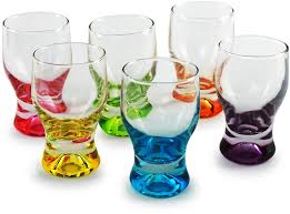 attachment details circleware 42796 tipsy shot glasses set of