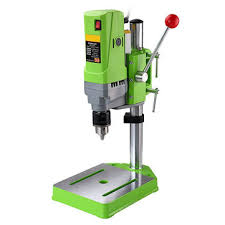 miniq bg-5156e bench drill stand 710w <b>mini</b> electric bench drilling ...