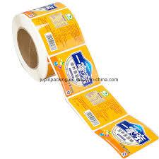 China Cheap <b>Custom Logo</b> Self Adhesive Sticker <b>Printing</b> Label ...
