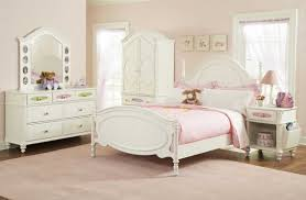 girls white bedroom sets