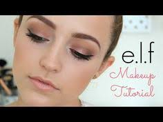 one brand tutorial e l f you great clic look