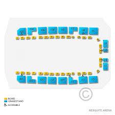 Mesquite Arena Seating Chart Arenacross Fri Jan 24 2020 Mesquite Arena