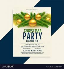 New Year Celebration Flyermplate Ai Psd Party Free Word