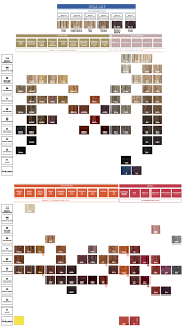 Redken Color Fusion Color Chart Color Fusion Color Chart Hair Color Ideas And Styles For 2018