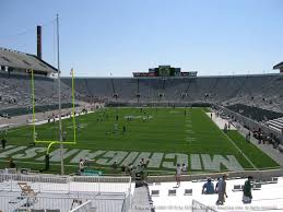 Spartan Stadium Mi View From Lower Level 30 Vivid Seats