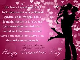 valentines wishes to boyfriend