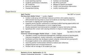 Full Size of Resume:entertain Teacher Resume Length Gratify Teacher Resume  Brochure Example Suitable Teachers ...