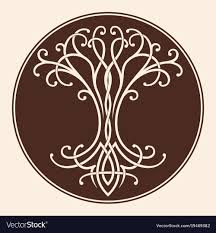 Tree Of Life Graphic Design Celtic Tree Of Life