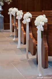 Best 25 Church Pew Decorations Ideas On Pinterest Wedding Pew